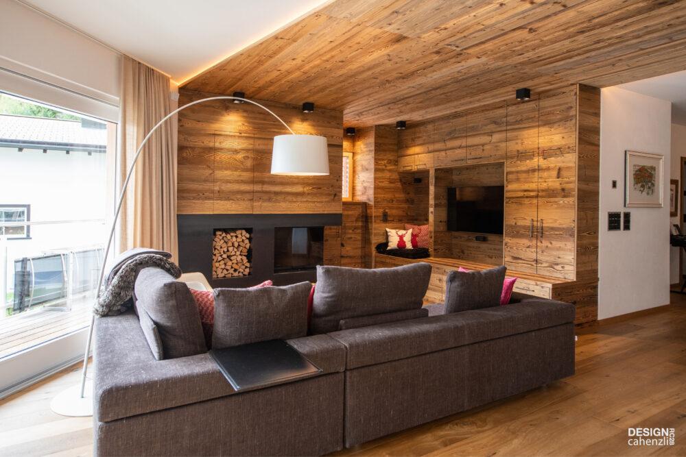 Innenausbau, Davos, Graubünden Interior Design